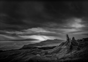 Storm Warning - The Old Man of Storr