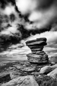 Derwent Edge - The Salt cellar