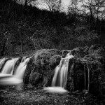 Lathkill dale Waterfall